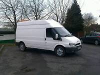 Ford transit lwb needs some work please read add