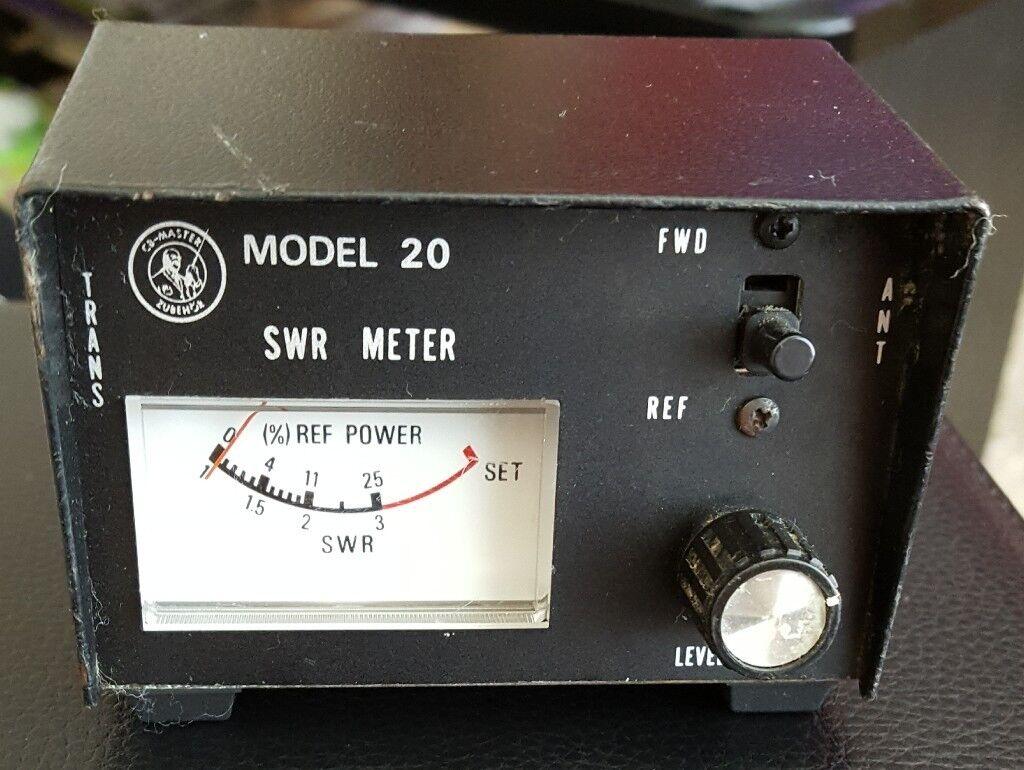 Cb Radio Swr Field Strength Meters In Norwich Norfolk Gumtree