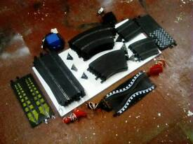Scalextric track and accessories
