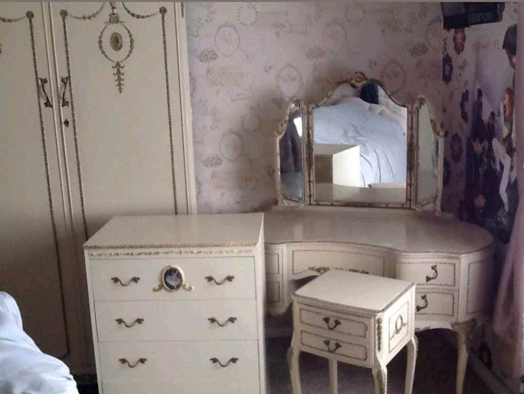 French Louis Style Bedroom Furniture | in Sutton-in-Ashfield,  Nottinghamshire | Gumtree