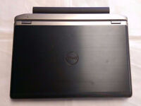 DELL LATITUDE E6220 i5 CPU 250GB HDD 4GB RAM LAPTOP WITH RECEIPT