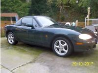 MAZDA MX5 2004 EXCELLENT CONDITION WITH FULL SERVICE HISTORY