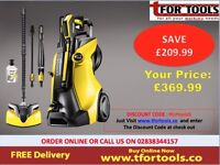 KARCHER k7 PREMIUM FULL CONTROL HOME PRESSURE WASHER K7 13171050