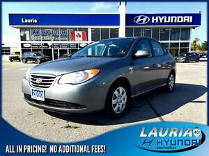 2010 Hyundai Elantra GL Auto - Heated seats