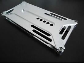 Brand New IPhone 5 Silver ALANTEX Aluminium Case