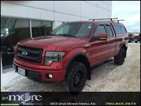 2014 Ford F-150 FX4 Luxury Supercab Full Load Nav Moonroof and m