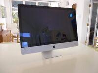 iMac 27-inch display
