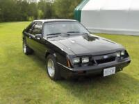 1985 Ford Mustang GT Hatchback