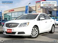 2014 Buick Verano 0.9% FINANCING ON THIS VEHICLE