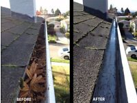 Residential Gutter cleaning services, Roofing Repair , Chimneys repairs and sweep