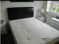 Large Queen size double bed