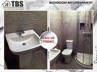 TBS- bathroom & kitchen, tiling, plumbing, joinery, painting, flooring, carpentry, HANDYMAN