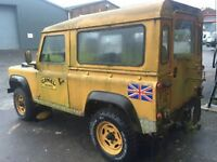 Land rover defender wanted! Pre 1993
