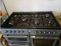 Flavel Cooker. 6 months old from new, very little use, £475 ono