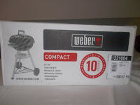 WEBER COMPACT 47CM CHARCOAL GRILL