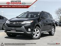 2015 Toyota RAV4 XLE AWD NAVIGATION PACKAGE