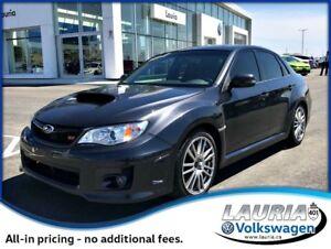 2012 Subaru Impreza WRX STI Manual AWD - Super low km