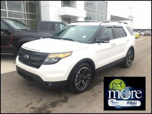 2014 Ford Explorer Sport 3.5 Ecoboost Full Load!!