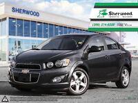 2015 Chevrolet Sonic LT w/ Sunroof!!