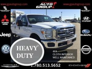 2014 Ford F-350 V8 Engine | On Road Composure