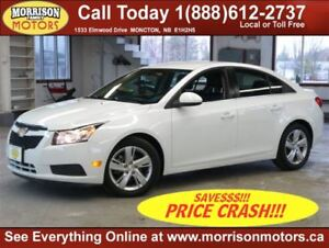 2014 Chevrolet Cruze 2.0 Turbo DIESEL!