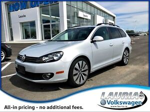 2013 Volkswagen Golf 2.5 SE Auto - Panoramic sunroof