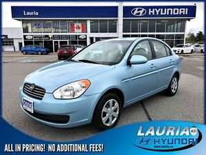 2006 Hyundai Accent GLS - LOW KMS