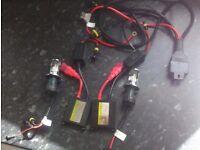 VW Bora HID light kit