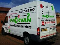 Peterborough cambridgeshire man with van removals and deliveries. 07517159100