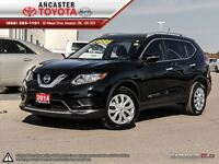2014 Nissan Rogue S- ONLY 27034 KMS!!