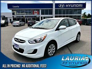 2016 Hyundai Accent GL Auto - Bluetooth / Heated seats