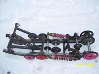 Skidoo Mach Z suspension 1995