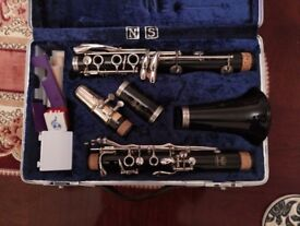Well looked after B&H clarinet for sale