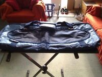 """Ritter """"Junior"""" Padded Bag/Case for Portable electric Piano/Keyboard/Synth. Hedge End/Botley - £10"""