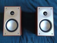 PAIR OF MORDAUNT SHORT MS AVANT 920i SPEAKERS. GREAT CONDITION