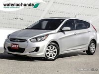 2013 Hyundai Accent GL Automatic and A/C! | Special of the Week!