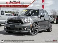 2014 MINI Cooper Countryman John Cooper Works ONLY 16686 KMS!!