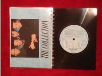 Ultravox A5 Handmade Vinyl Notebook
