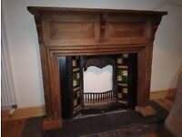Period Fire Surround