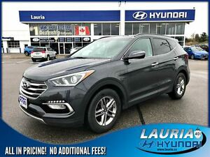 2017 Hyundai Santa Fe Sport 2.4L AWD SE - Leather / Panoramic su