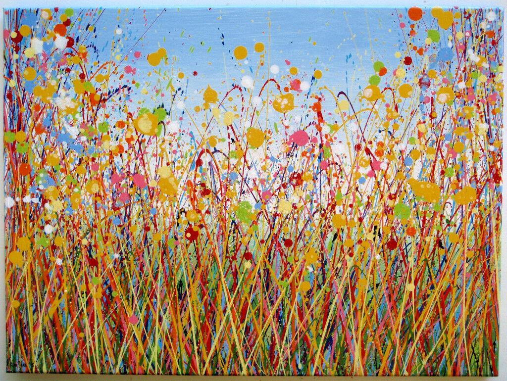 Meadow Paint Artist
