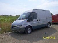 05 reg transit long wheel base 2.0 diesel 895 romford essex