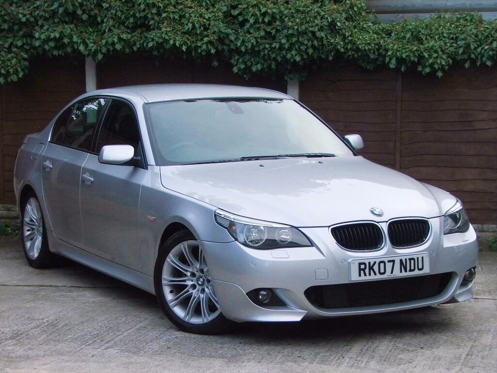 bmw 5 series 520d m sport automatic in hoghton lancashire gumtree. Black Bedroom Furniture Sets. Home Design Ideas