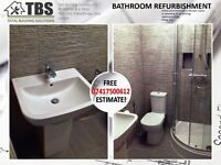 TBS - kitchen, bathroom, handy man, painters, tilers, carpenters, plumbers, flooring, builders
