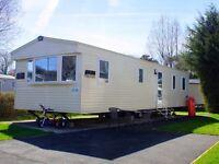Marton Mere holiday village Blackpool Caravan hire