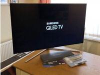 49in Samsung QLED Quantum Dot - Smart LED TV WI-FI Freeview HD & FreeSat HD VCTRL Warranty