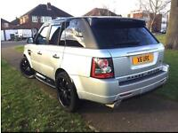 BARGAIN! RANGE ROVER SPORTS Land Rover Jeep 4x4 SUV not q7 x5 5 7 series discovery vogue evoque