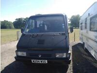 Renault, MASTER T35D LWB, Other, 1995, 2499 (cc)