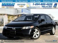 2007 Honda Civic 4dr AT LX