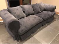 Tetrad sofa - Four seater sofa - two available - Delivery possible